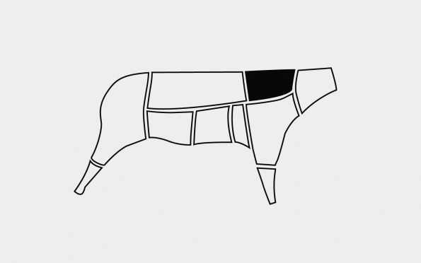 Karitsan entrecote n. 800g (26 €/kg)